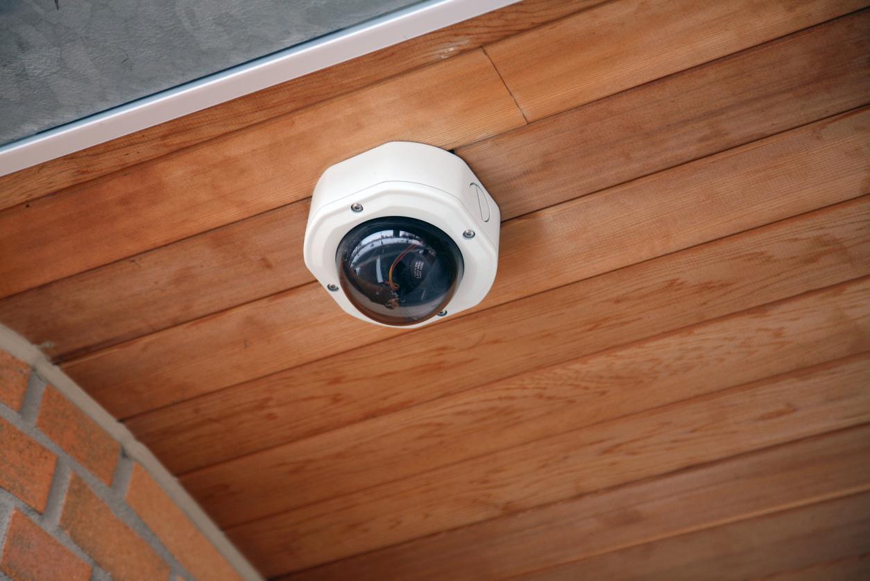Камера видеонаблюдения для домашних условиях